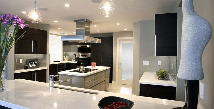 7 best Modern Kitchens images on Pinterest Contemporary unit