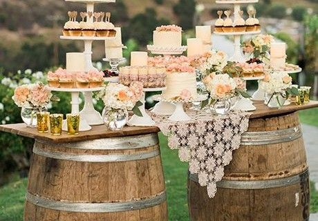 Une Jolie Sweet Table !