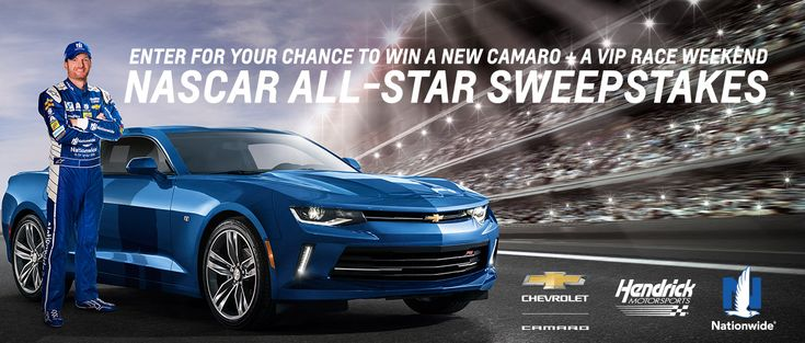Win a 2018 Chevy Camaro on General Motors - Race To Win Camaro Sweepstakes
