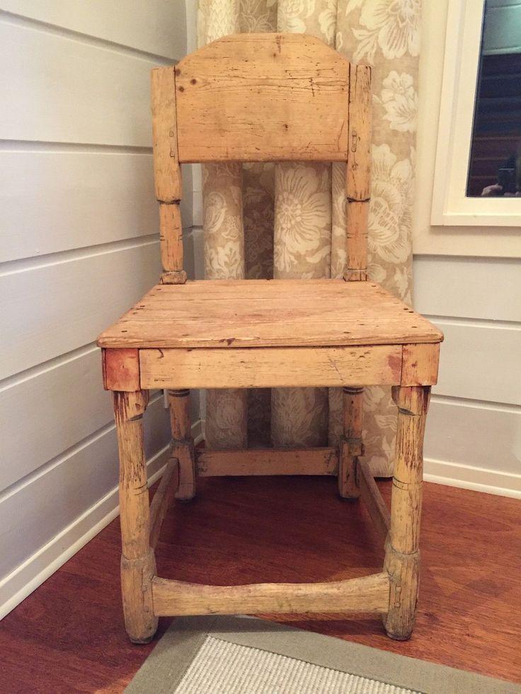 FINN – Antikk stol selge