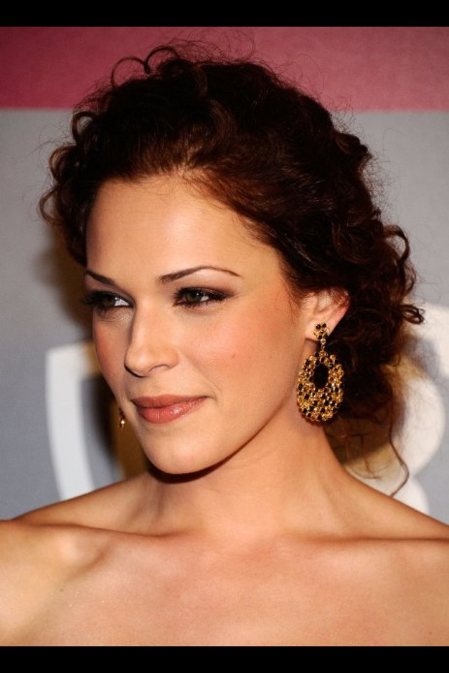 Amanda Righetti (The Mentalist)