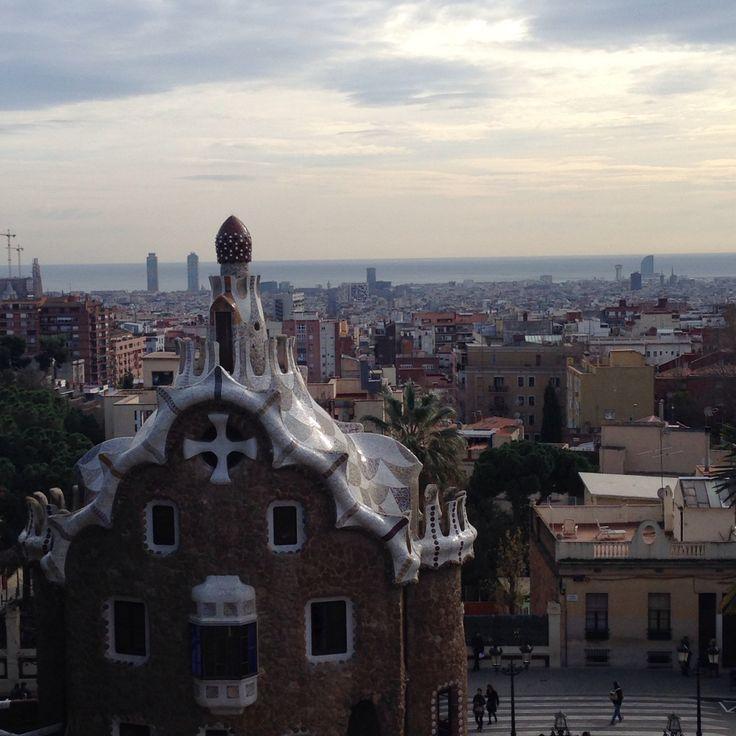 Barcelona, gaudi