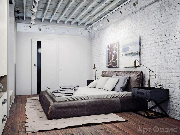 Интерьер квартиры в стиле лофт, весьма неприхотлив, следовательно, Вам не нужно основательно менять планировку или облицовывать стен. Этот модный стиль предполагает просторный минимализм с практичными решениями. Сегментированные картины и постеры – это одно из главных украшений грубых стен, а значит важнейшая интерьерная деталь для любой лофт студии или квартиры. Начните побег от общепринятых стандартов и обыденности с преображения квартиры в стиле лофт, а мы поможем Вам в этом. #artoasis…