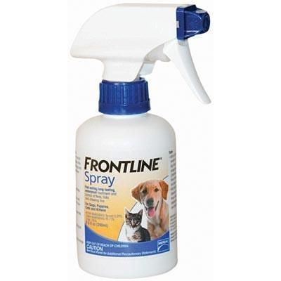 Merial 10151 Frontline Spray, 250 ml
