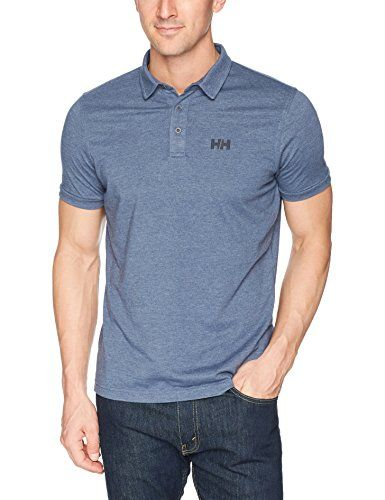 29fa900a Discounted Helly Hansen Men's Fjord Polo Shirt #53024 #53024 #Apparel  #HellyHansen #HellyHansenMen'sFjordPoloShirt #Polo #Sports #varies #varies