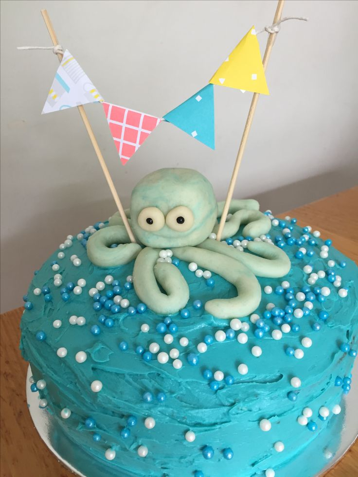 Best 25+ Octopus cake ideas on Pinterest Sea cakes ...