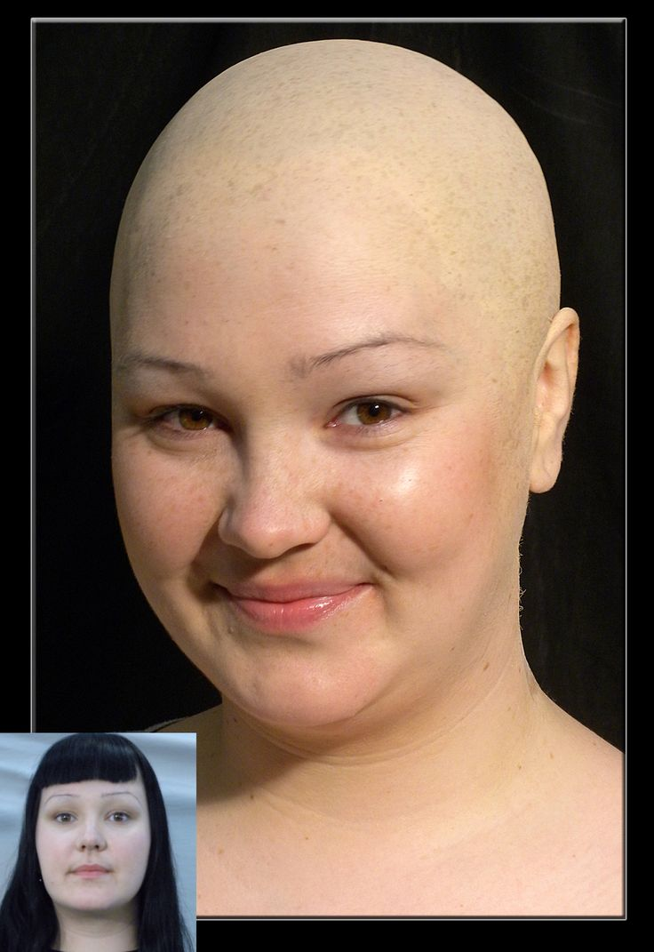 DAY 5: 10 TipsFor Applying a Bald Cap One way to totally change your look for Halloween is with a bald cap. You can create a variety of Halloween looks by using a bald cap, including: vampire, zo...