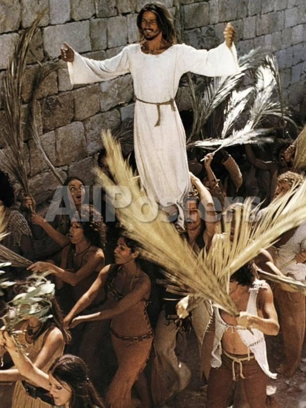 Jesus Christ Superstar, Ted Neeley, 1973 Movies Photo - 46 x 61 cm