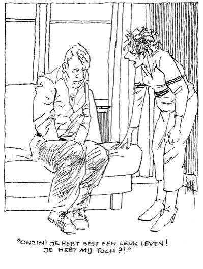 Peter van Straaten (1935), tekenaar, cartoonist en schrijver van o.a. Vader & Zoon, Agnes, Het Dagelijks Leven, de Politieke Prent in Vrij Nederland, erotisch werk in Aanstoot, Nastoot en Lust, en de jaarlijkse Zeurkalender.