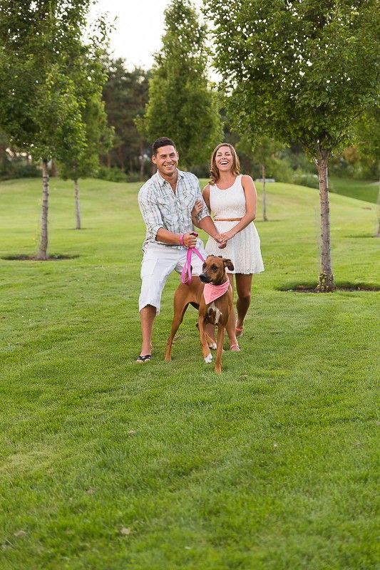 Engagement Photography with dogs or your pets can be a great way of adding fun and something unique to your photo session!  http://tailoredfitphotography.com/engagement-photography/laurel-packing-house-kelowna-photos-okanagan-engagement-photographer-tailored-fit-photography/