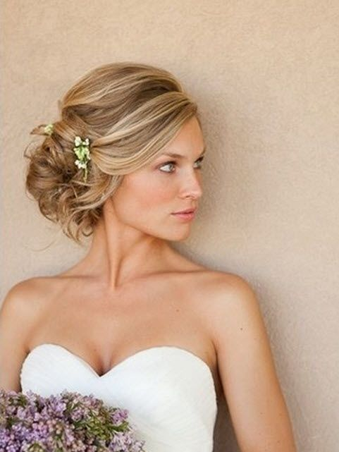 25 Most Favorite Wedding Hairstyles for Short Hair