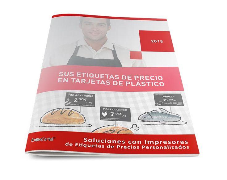 Catálogo Impresora Porta Precios Personalizados