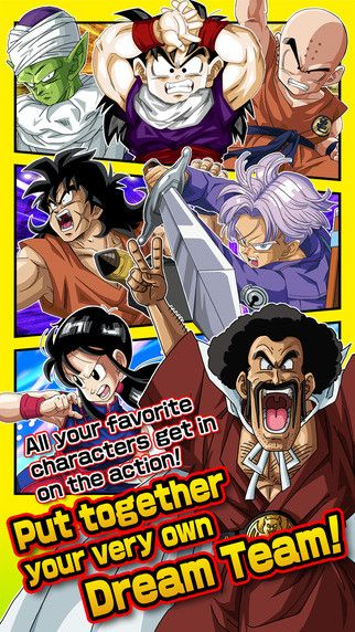 Dragon Ball Z Dokkan Battle iOS/Android Game's English Video Streamed - News - Anime News Network