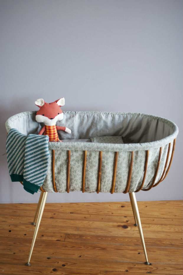 Cute Culla Vintage | 10 Brilliant Baby Beds - Tinyme Blog