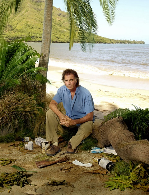 Frank Lapidus (Jeff Fahey) from LOST