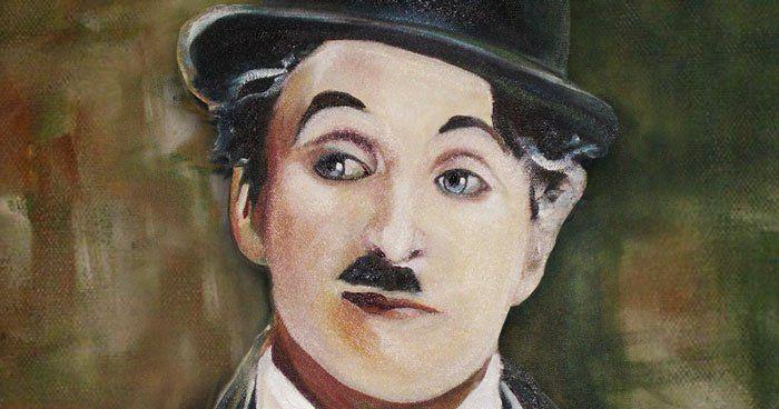 Charlie Chaplin's Poem on Self Love Simply Wonderful ❤️