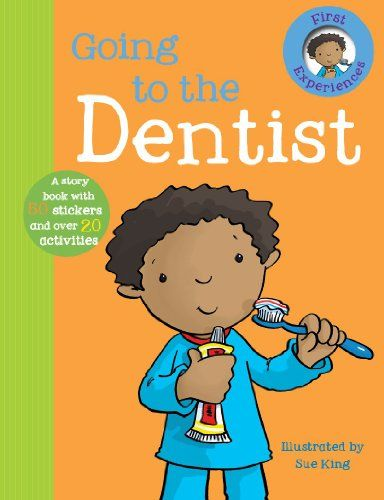 68 best dental health for kids images on pinterest dental going to the dentist first experience sticker storybook by parragon books books about dental health for kids solutioingenieria Images