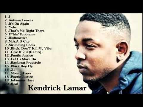 Kendrick Lamar  - i (Full Album)