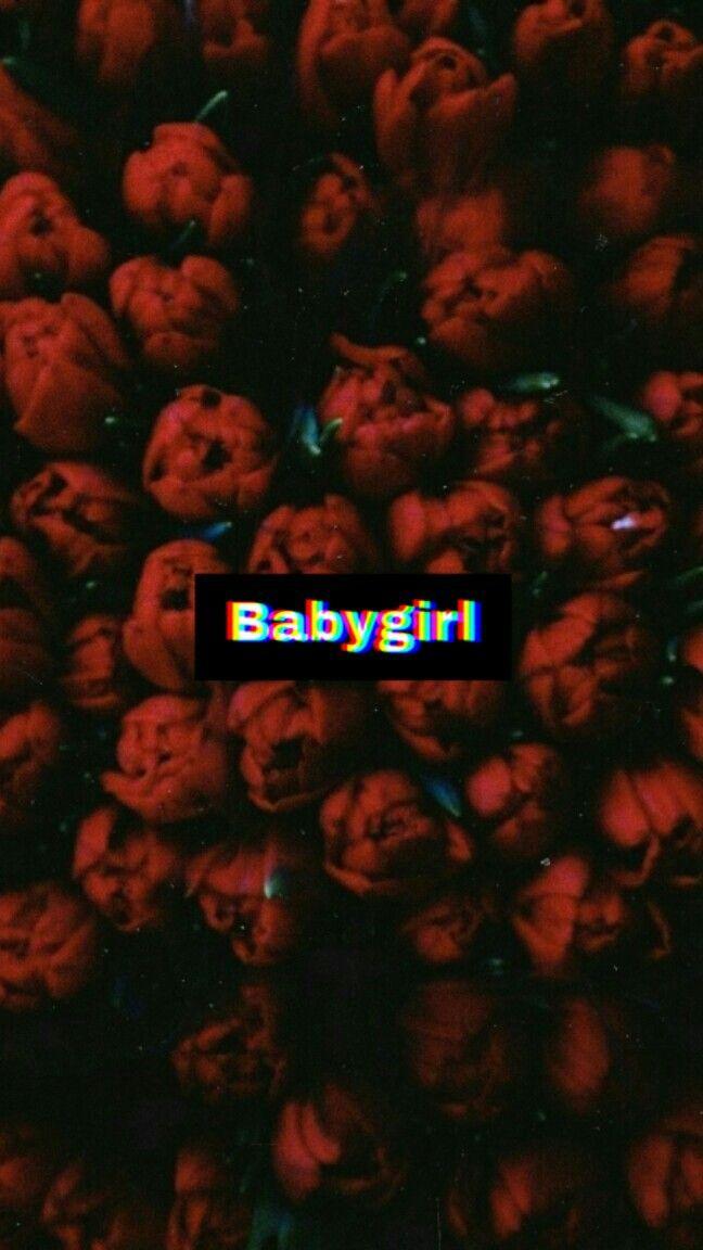 Babygirl Wallpaper Cute Tumblr Wallpaper Badass Wallpaper Iphone Red Roses Wallpaper Babygirl baby tumblr wallpaper