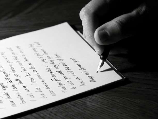 Τα λόγια τα γραπτά μένουν αιώνια, τα προφορικά τα παίρνει ο αέρας