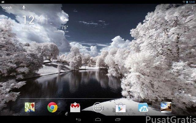 20 Aplikasi Gratis Wallpaper Bergerak Di Android Pusat Gratis Live Wallpapers Wallpaper Keren Landscape Mode