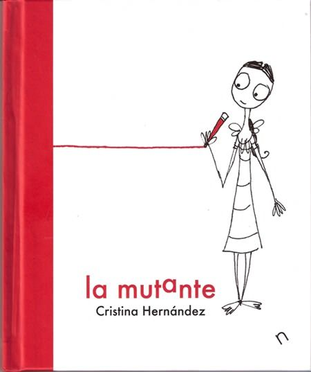 cuento la mutante Libros ilustrados sin texto para niños con Imaginación