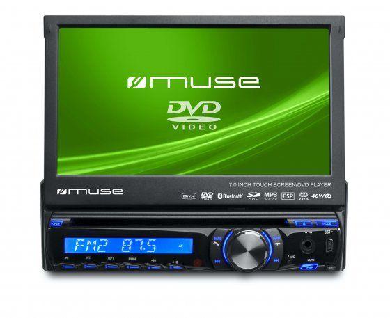 Muse M-725 DR Autórádió