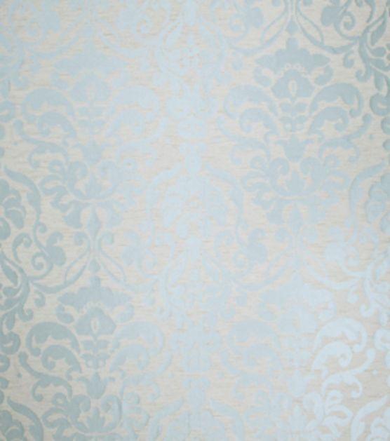 Home Decor 8 X8 Fabric Swatch Eaton Square Pineapple Aqua