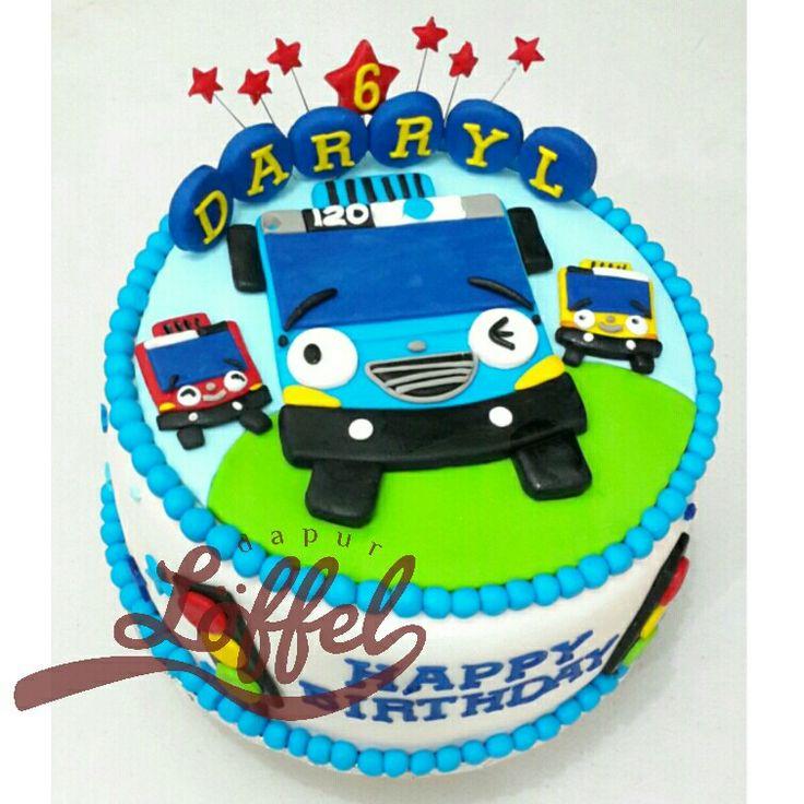 Evo Birthday Cake