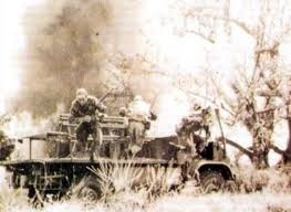 1974 PIC - Portuguese Colonial war- PT army Ambushed