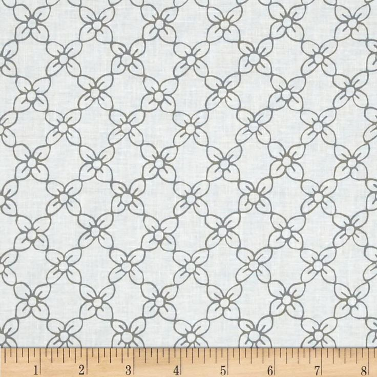 Michael Miller Whisper Melanie Stone from @fabricdotcom  Designed for Michael Miller, this cotton print fabric is perfect for quilting, apparel and home decor accents. Colors include grey and white.