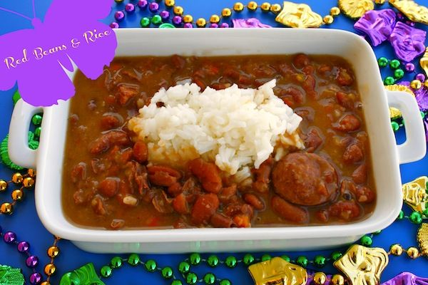 A delicious Louisiana staple right in time for Fat Tuesday.