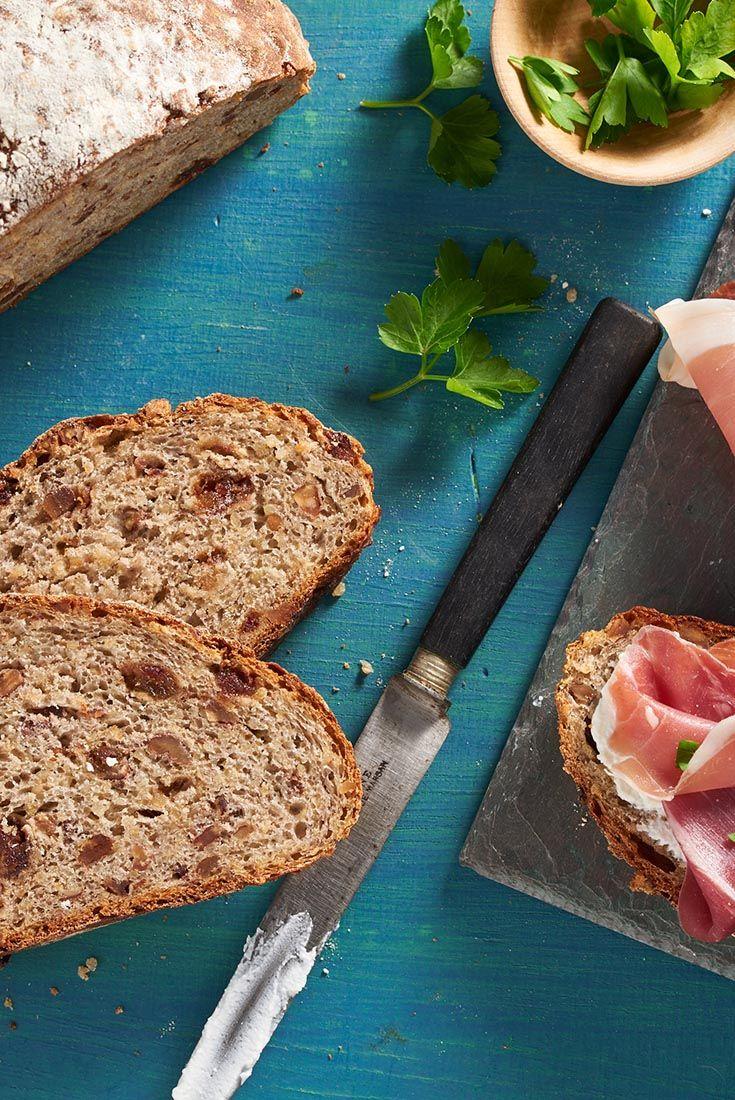 Quinoa Date and Nut Bread Recipe