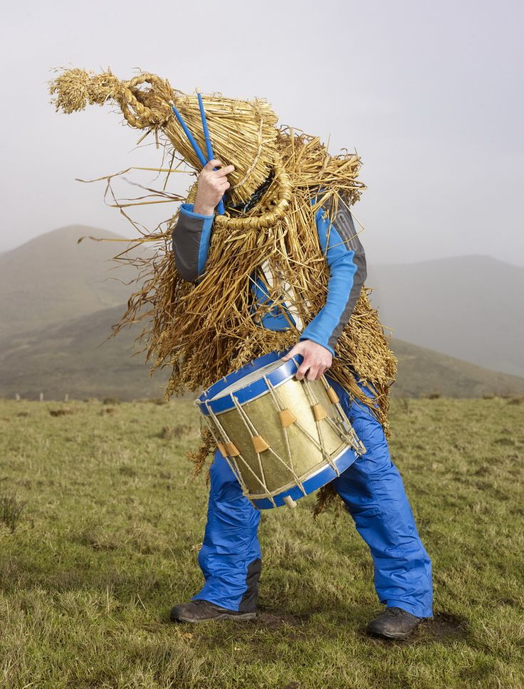 Wilder Mann_Charles Fréger_Mummers_Dingle_Irlande 2013