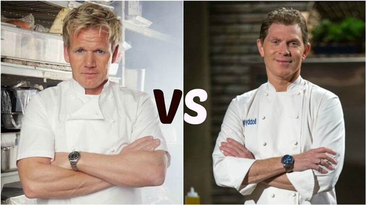 Gordon Ramsay Just Said He's Gonna Beat Bobby Flay's Ass In A Cook-Off