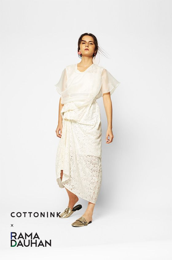 Long Dresses Shemsa - (PO) | COTTONINK