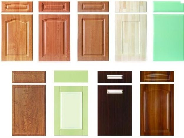 Elegant Replacement thermofoil Cabinet Doors and Drawer Fronts