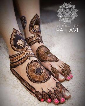 "11 mil Me gusta, 40 comentarios - ✨ Daily Henna Inspiration ✨ (@hennainspo_) en Instagram: ""bridal feet // by @hennabypallavi . . . . . #henna #mehndi #whitehenna #wakeupandmakeup…"""