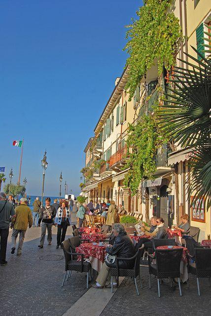 Lazise, Lake Garda, Italy