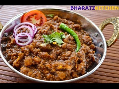 Perfect Punjabi Choley Masala / Chana Masala | bharatzkitchen
