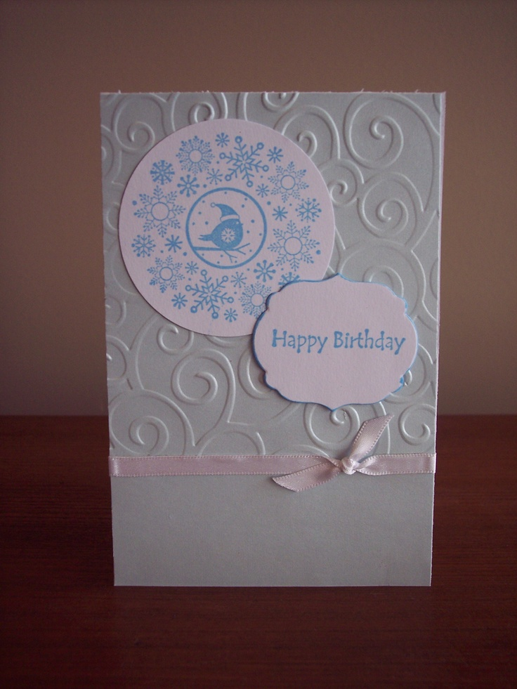 Stampin Up! hostess stamps are beautiful