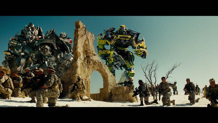 Transformers Movie Ironhide