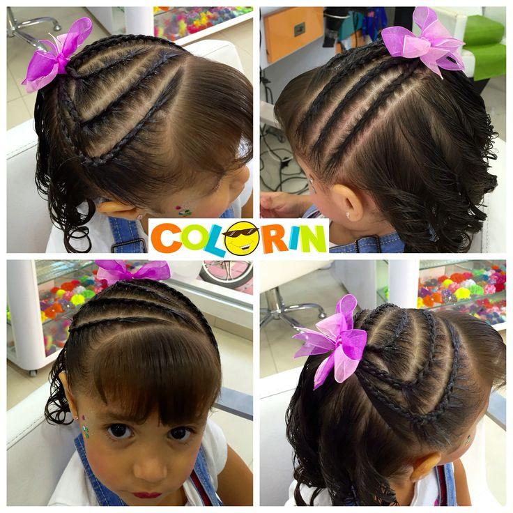 En colorin peluquerías los mejores peinados y trenzas para el regreso a clases