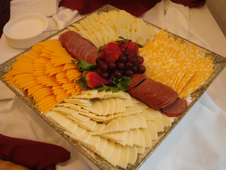 Sausages trays and cheese on pinterest
