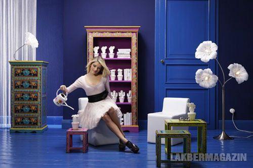 KARE Design, Ibiza kollekció - vidám, dekoratív, festett bútorok 4