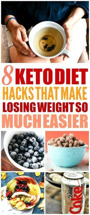 These 8 Keto diet hacks are THE BEST! I'm so glad I found these GREAT Ketogenic ...