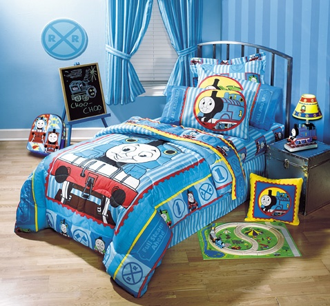 19 Best Thomas The Train Room Images On Pinterest