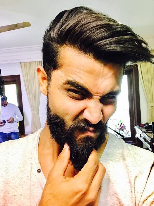 Ravindra Jadeja New Hairstyle 2019 Suba Ravindra Jadeja Hair