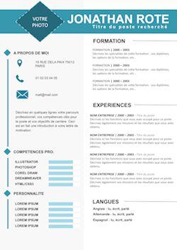 CV attrayant