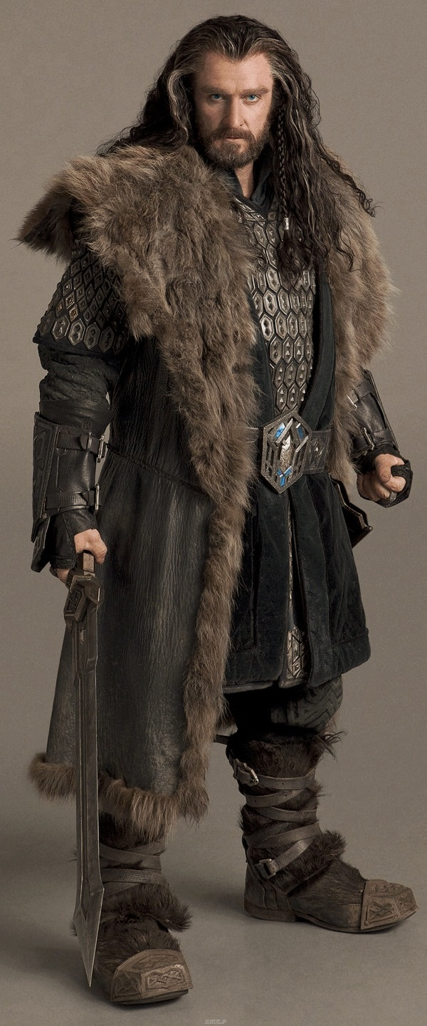 Allow me *again* to introduce the leader of our Company, Thorin Oakenshield.